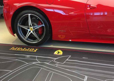 Ferrari rosso