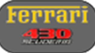 Ferrari 430 Scuderia 2008: Car Emblems