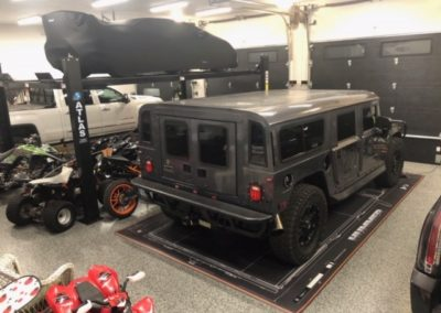 Tommy's Hummer 1