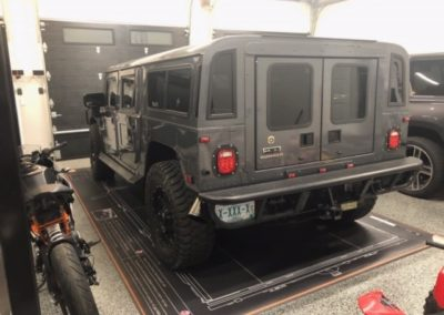 Tommy's Hummer 4