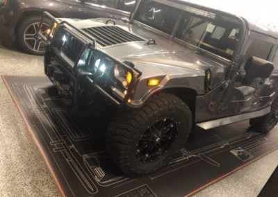 Tommy's Hummer 5